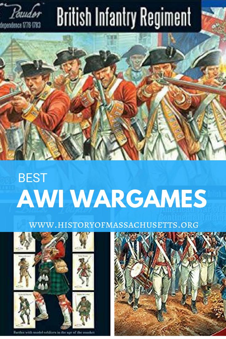 Best AWI Wargames