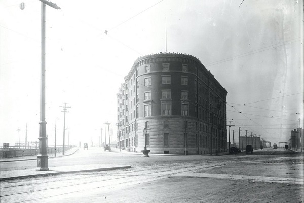 Hotel Buckminster, Boston, Mass, circa 1911