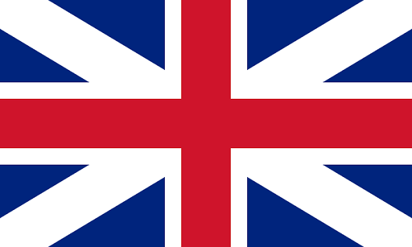 The Flag of Great Britain 1707-1801