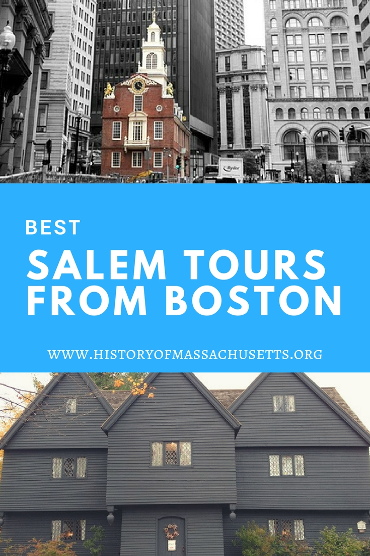 Best Salem Tours from Boston