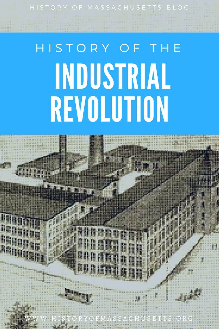 History of the Industrial Revolution