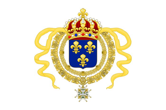 Flag of New France