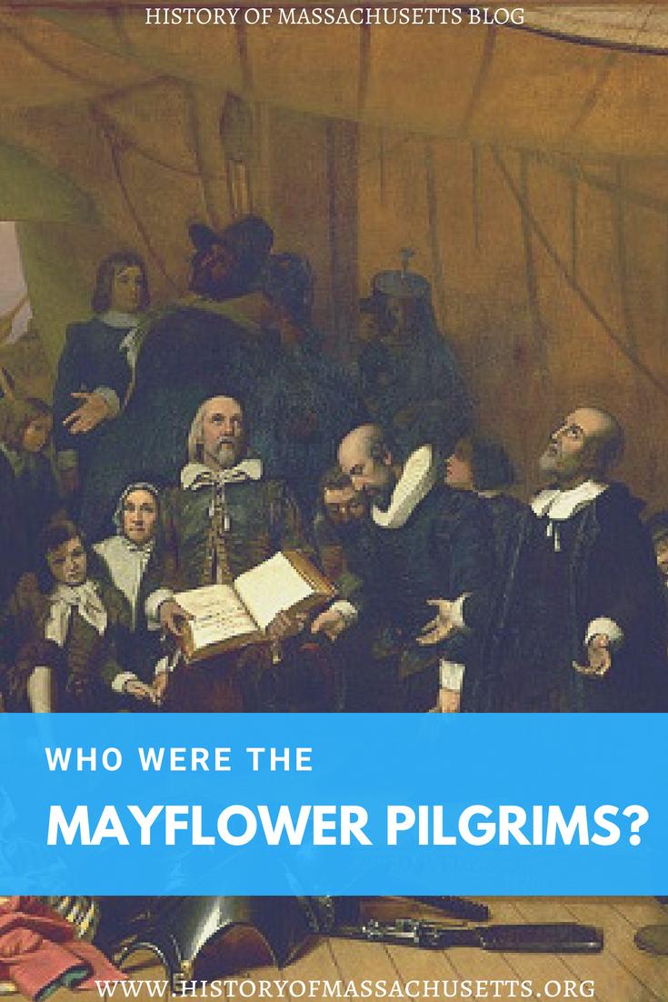 Who Were the Mayflower Pilgrims