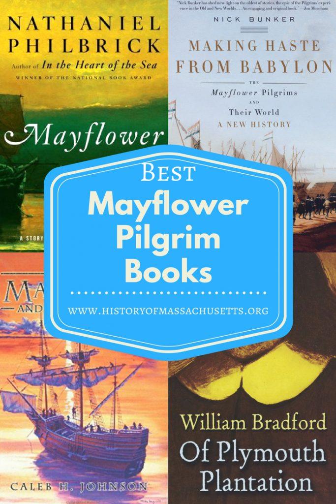 Best Mayflower Pilgrim Books