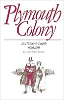 Plymouth Colony: Its History & People, 1620-1691by Eugene Aubrey Stratton