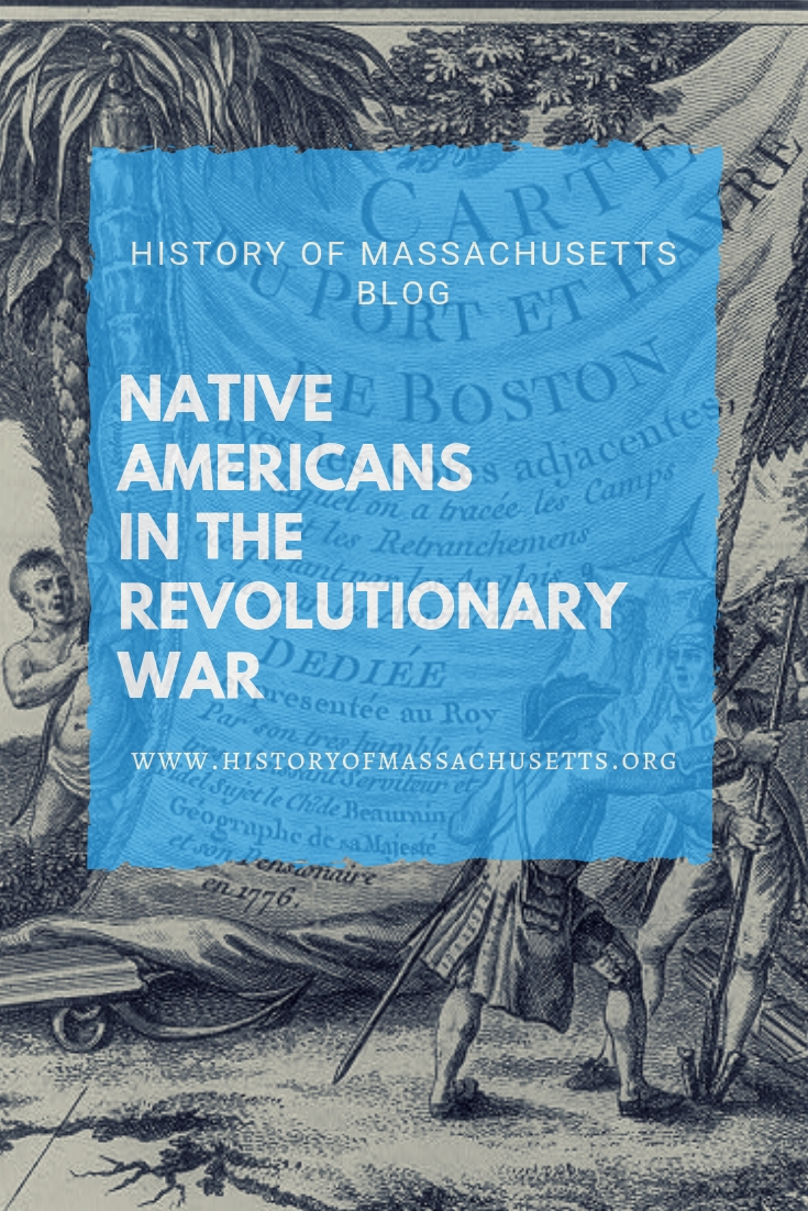 Native Americans in the Revolutionary War