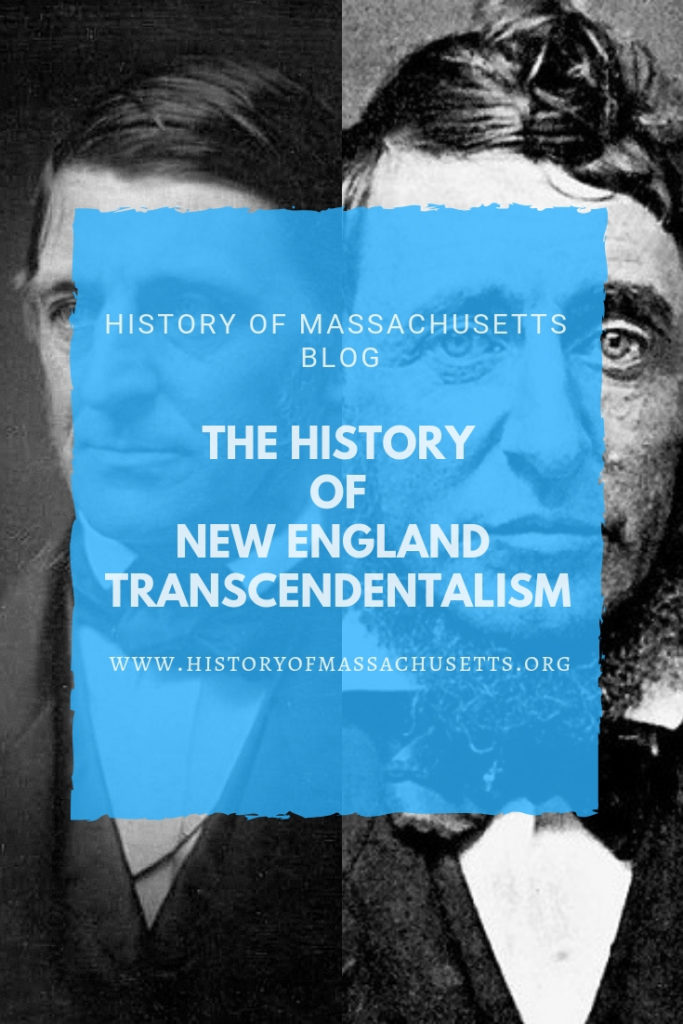 The History of New England Transcendentalism
