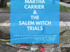 Martha Carrier and Salem Witch Trials