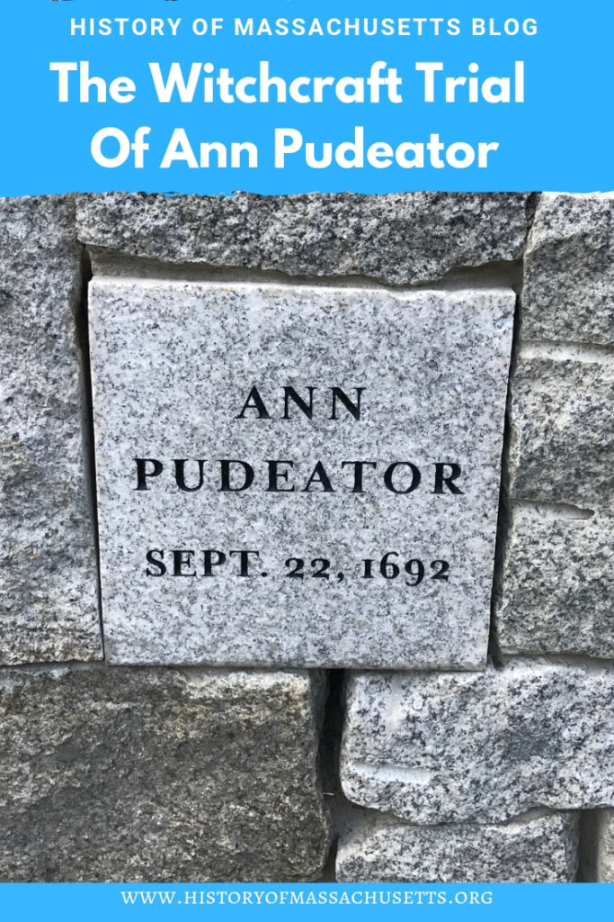 The Witchcraft Trial of Ann Pudeator