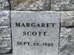 The Witchcraft Trial of Margaret Scott