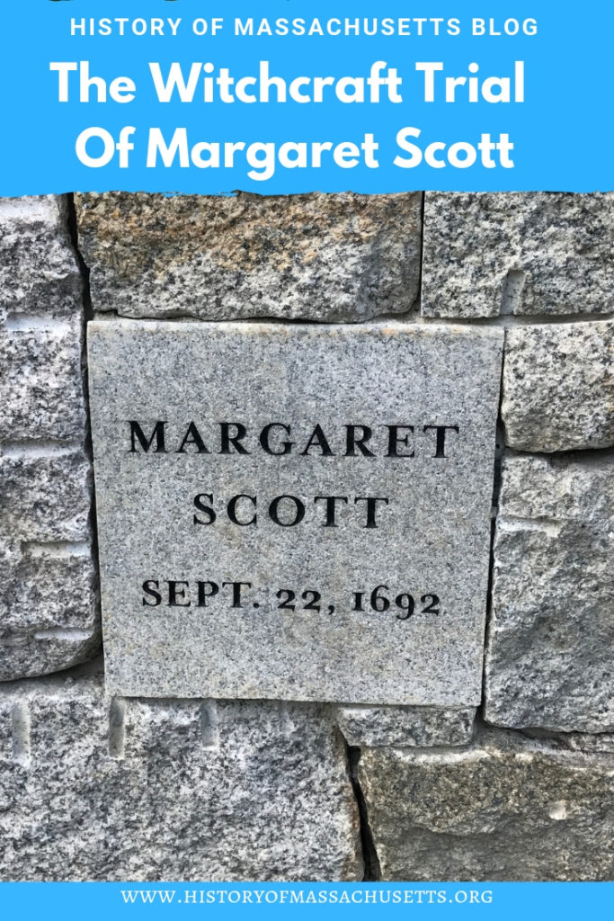 The Witchcraft Trial of Margaret Scott