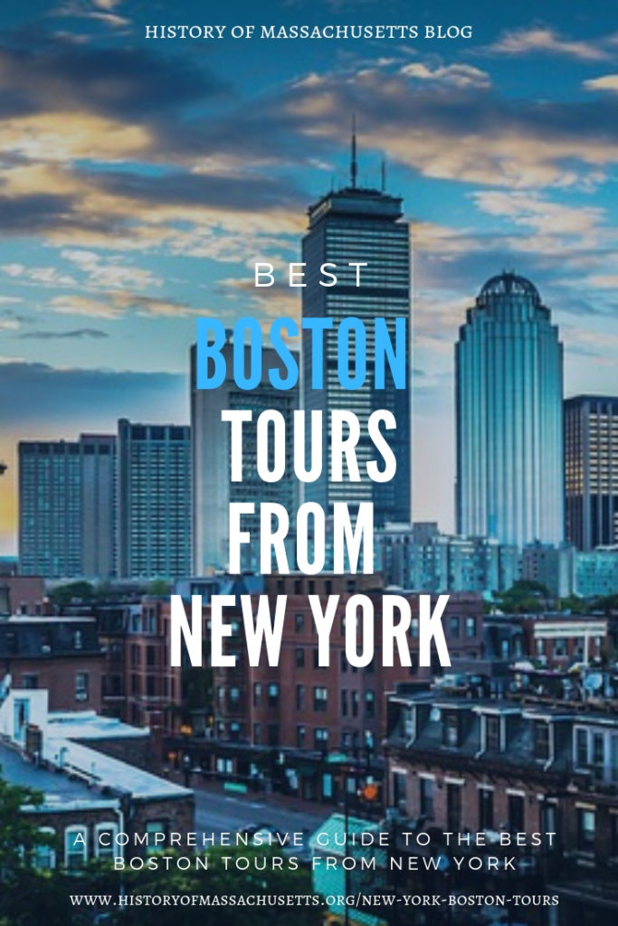 Best Boston Tours From New York