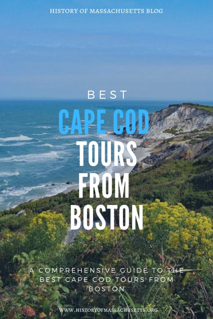 Best Cape Cod Tours from Boston