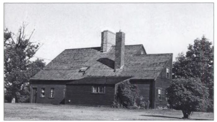 Rebecca Nurse Homestead, Danvers, Mass, circa 1950s-1960s