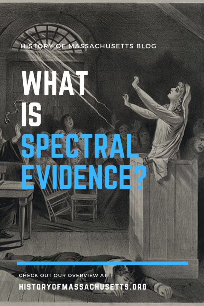 What is Spectral Evidence?