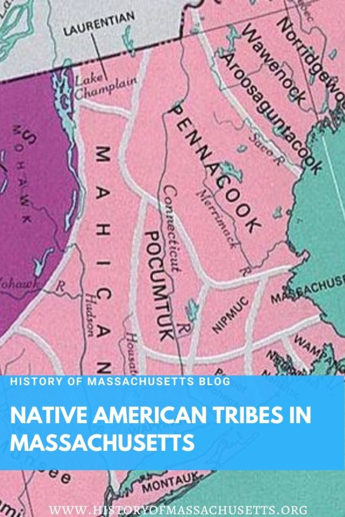 Native American Tribes in Massachusetts