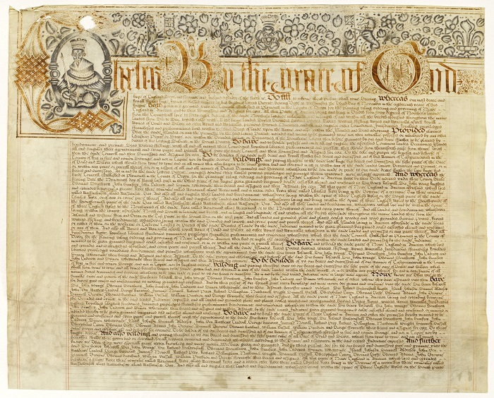 Massachusetts Bay Colony charter of 1629
