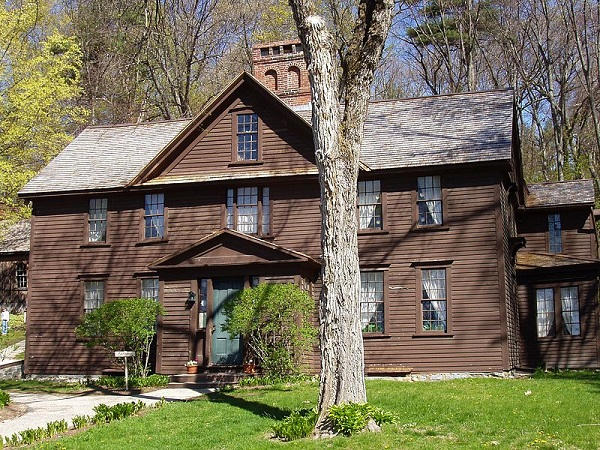 Orchard House, Concord, Mass