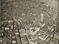 Downtown Boston circa 1930