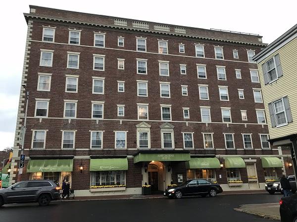 Hawthorne Hotel, Salem, Mass