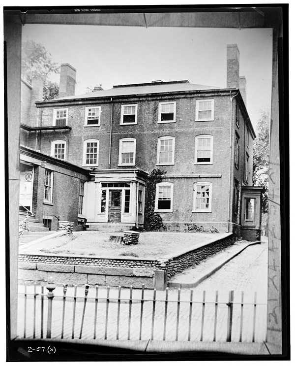 Joshua Ward House, Salem, Mass