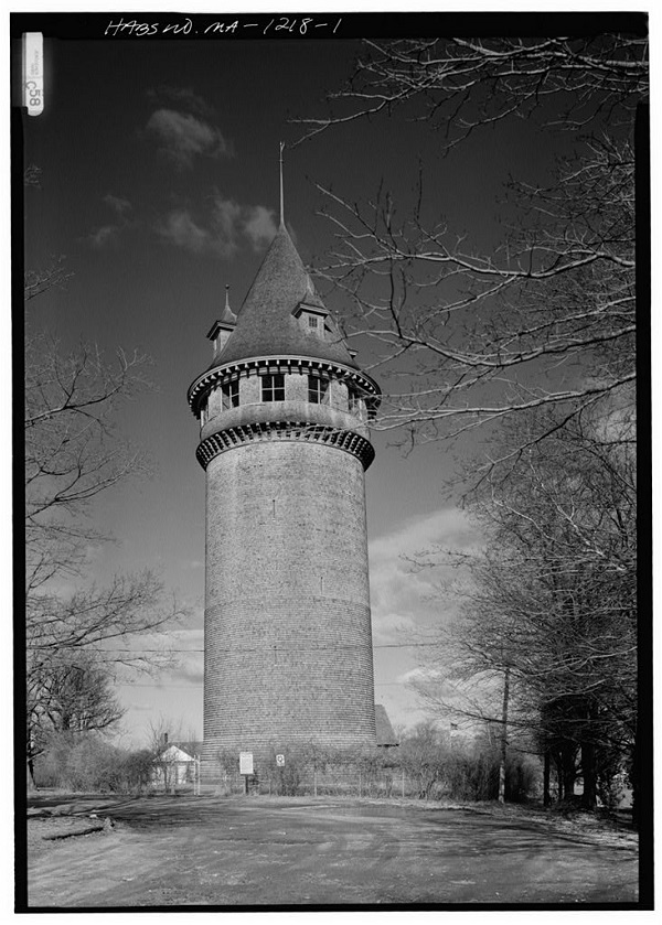 Lawson Tower, Scituate, Mass