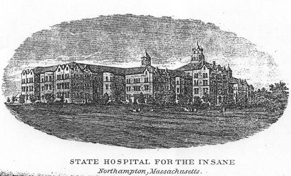 Northampton State Hospital, Northampton, Mass