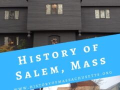 History of Salem, Mass