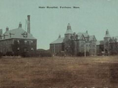 Foxborough State Hospital in Foxborough, Mass