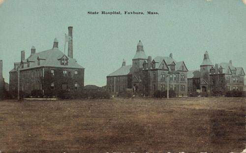 Foxborough State Hospital in Foxborough, Mass