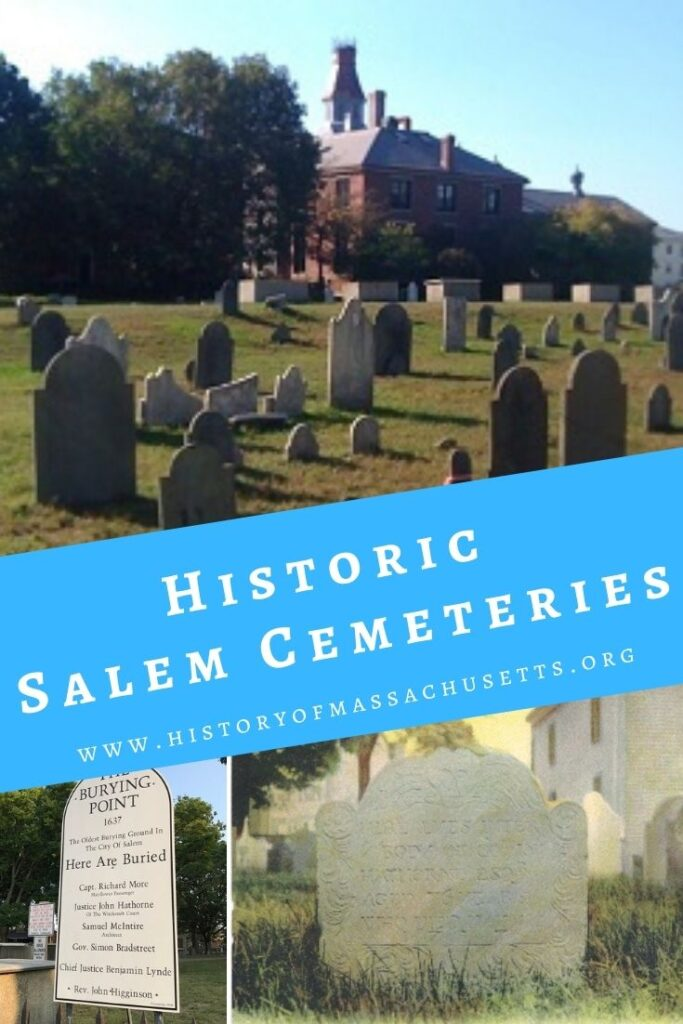 Historic Cemeteries in Salem, Mass