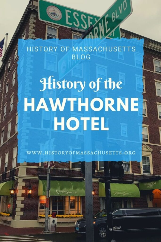History of the Hawthorne Hotel