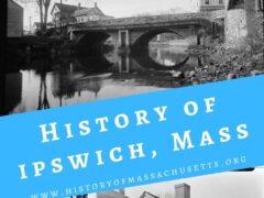 History of Ipswich, Mass