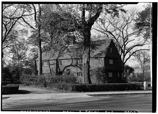 John Whipple House in Ipswich, Mass