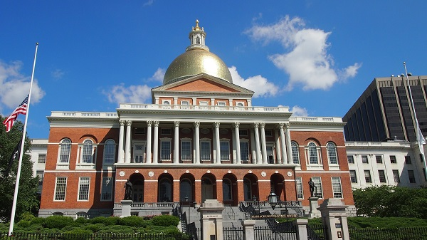 Massachusetts State House, Boston, Mass