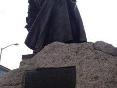Roger Conant Statue in Salem, Mass