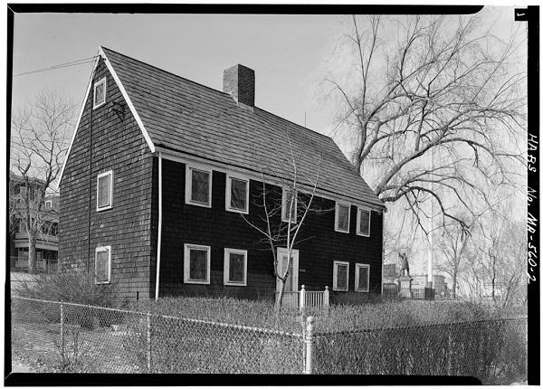James Blake House, Boston, Mass
