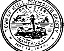 Official Seal of Hull, Mass