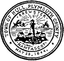 Official Seal of Hull, Massachusetts