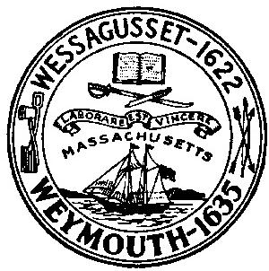 Town Seal of Weymouth, Mass