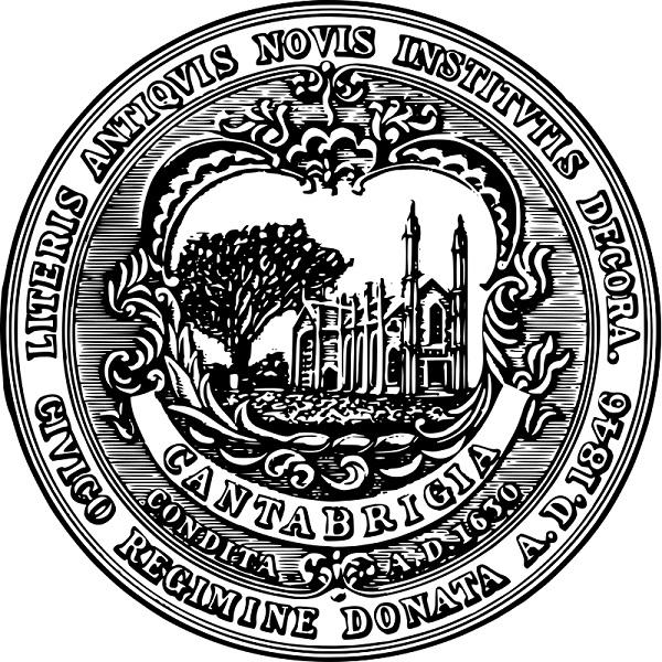 Official Seal of Cambridge, Mass