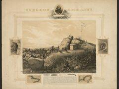 Dungeon Rock, Lynn, Mass, circa 1860